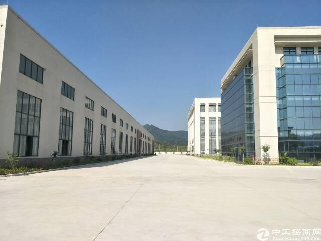 东莞大朗邻近黄江高速路口原房东红本厂房1万6千平方出租