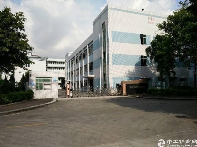 塘厦镇科苑城6500平方米国有证厂房出售