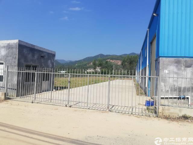 惠州惠城区四角楼新出独院钢构厂房出租-图2
