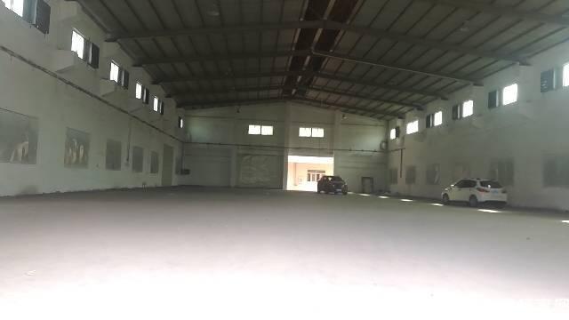 公明标准钢构厂房1750平
