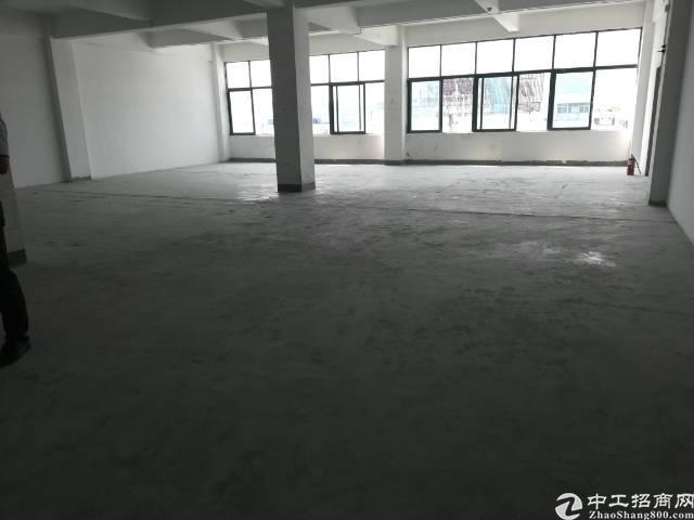 西乡前进路边新出楼上525平带装修厂房出租-图5