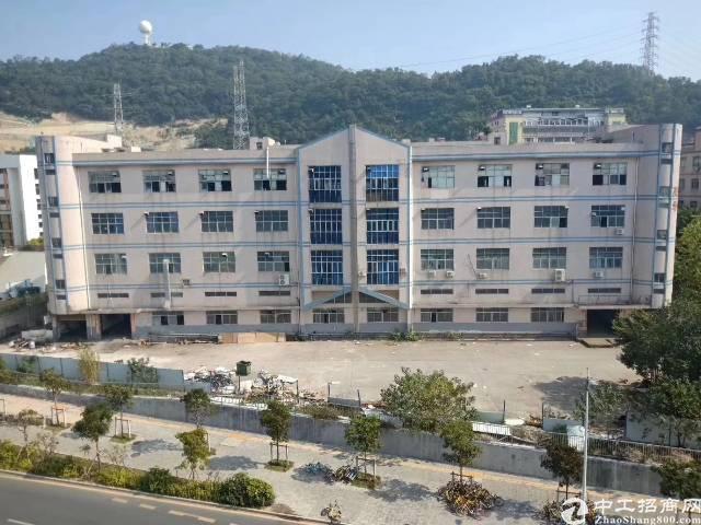 西乡银田工业区独院10400平方厂房招租