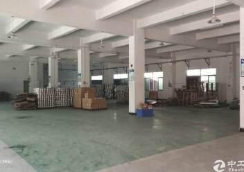 龙岗嶂背标准厂房一楼1450平出租图片3