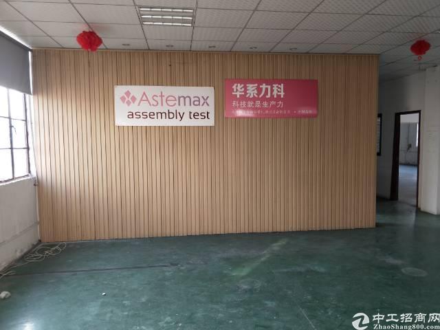 福永新田新出独院三层3200平米经典独院厂房-图7