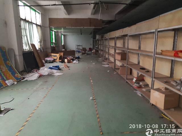 松岗潭头第三工业区新出厂房1600平