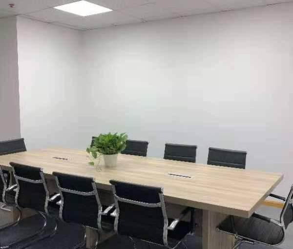 出租福永同泰时代精装写字楼173图片9