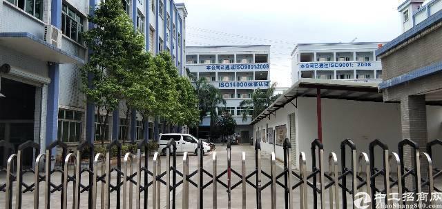 虎门镇沿江高速出口南栅五区厂房出租,实际面积13320平方