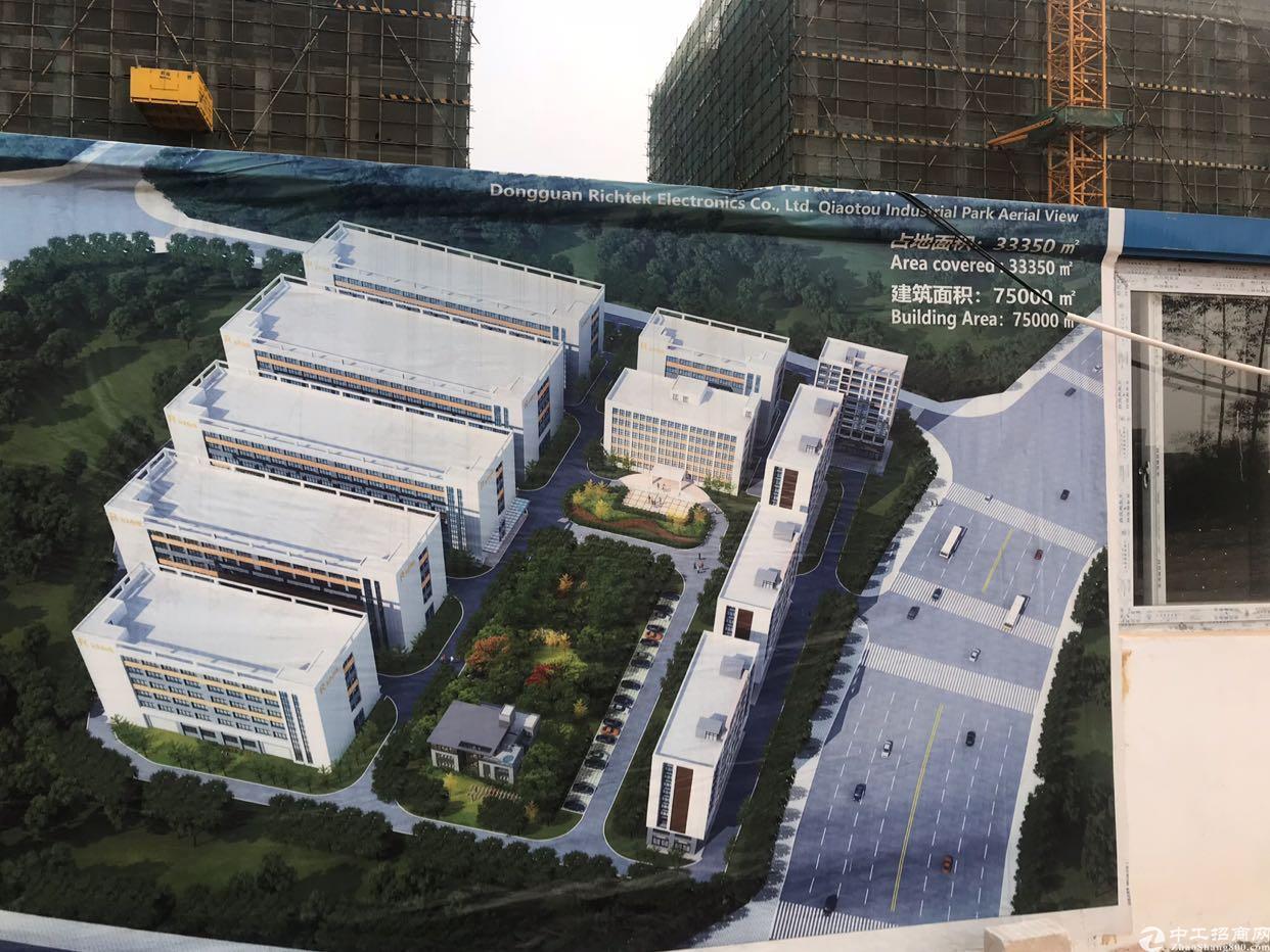 东莞桥头厂房国有双证出售