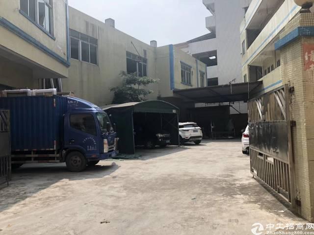 茶山镇独门独院二层厂房招租