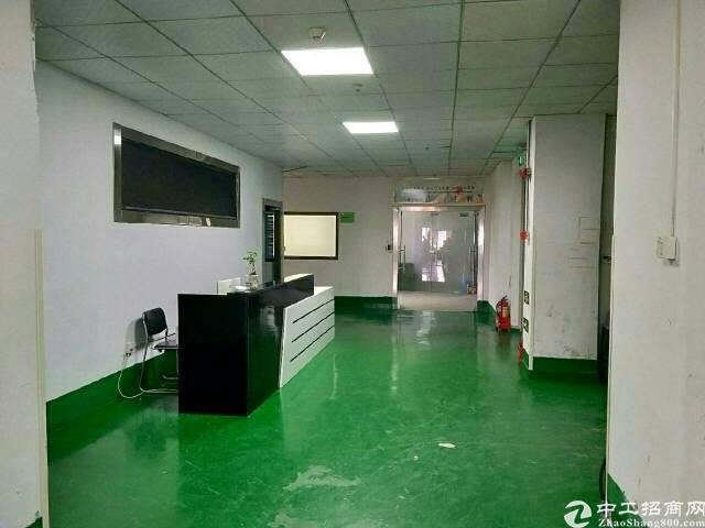 西乡黄麻布社区附近1000平厂房招租
