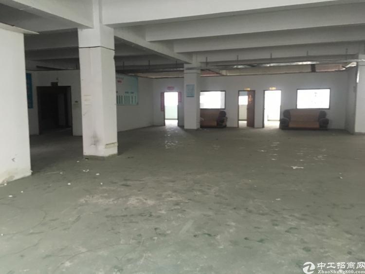 福永沿江高速出口原房东独门独院厂房1700平招租