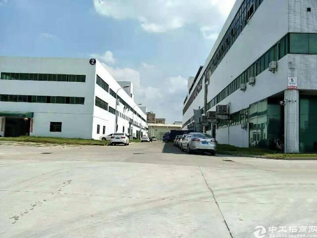 清溪镇独院单一层10米高厂房12500平方招租可分租