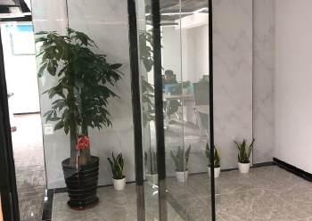 西丽万科附近甲级写字楼出租豪装260平起租图片2