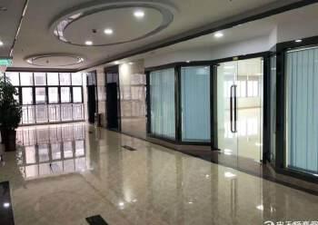 福永沿江高速出口会展中心写字楼精装修200平方图片2