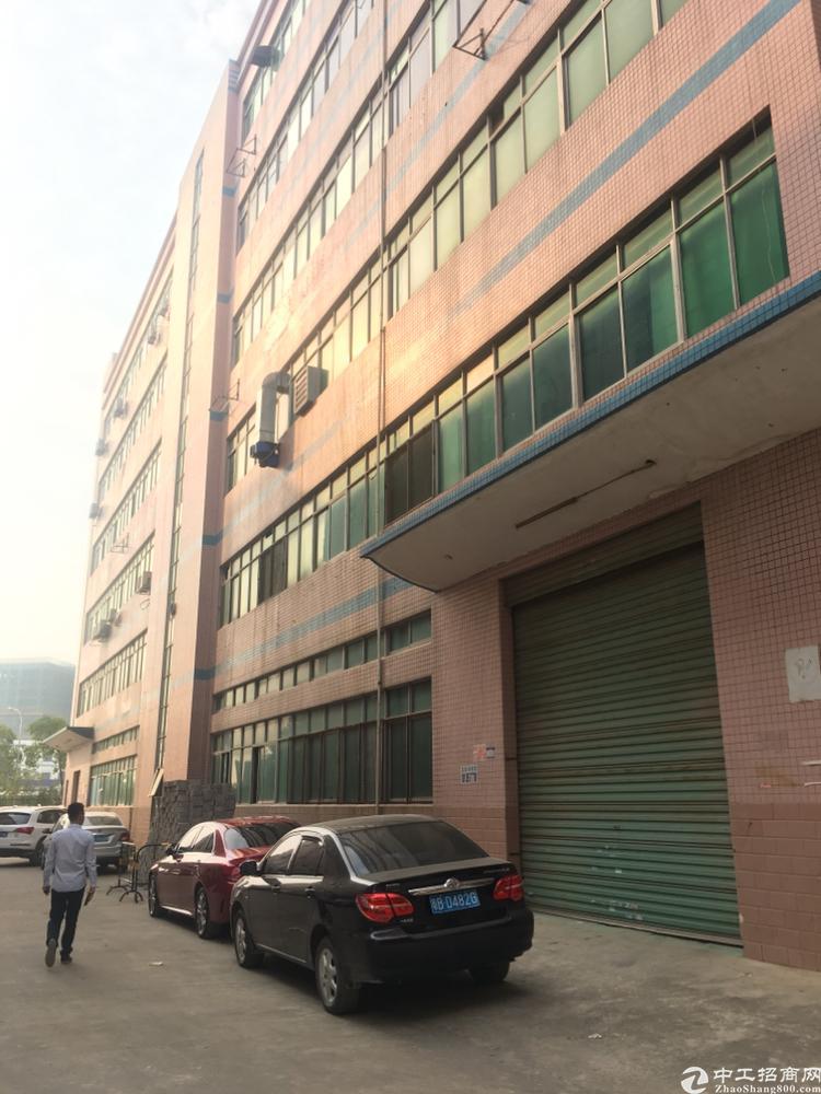 福永沿江高速出口原房东独门独院厂房1700平招租-图3