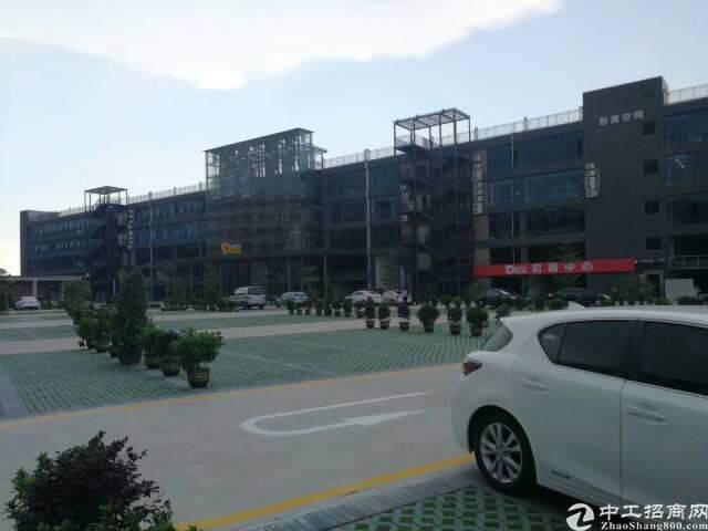 福永桥头地铁口80-3000㎡精装修写字楼出租图片2