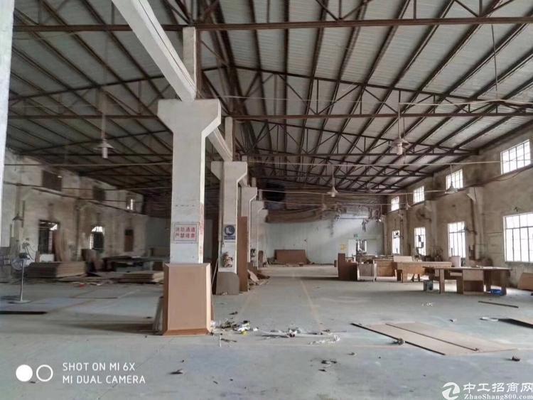 龙岗坪地6000平独院钢构厂房