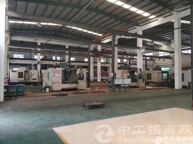 厚街镇南五村新出2270平标准单一层重工业厂房,电400千瓦