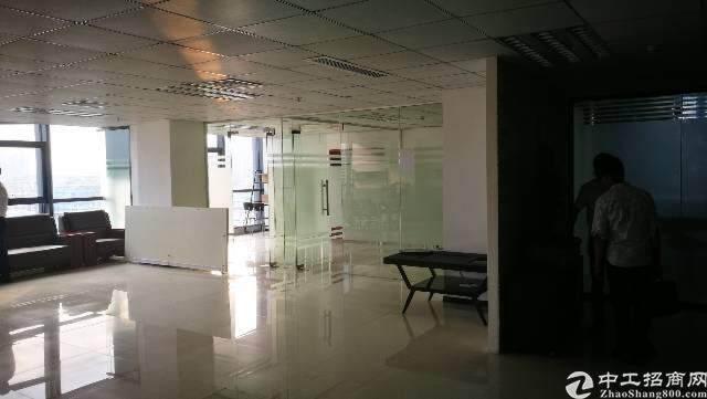 清湖地铁站最便宜的写字楼100平起租租金仅45图片3