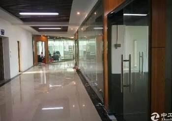 清湖地铁站最便宜的写字楼100平起租租金仅45图片1