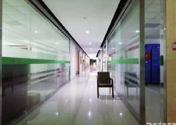 大浪嘉安达大厦2500平豪华装修办公室出租图片1