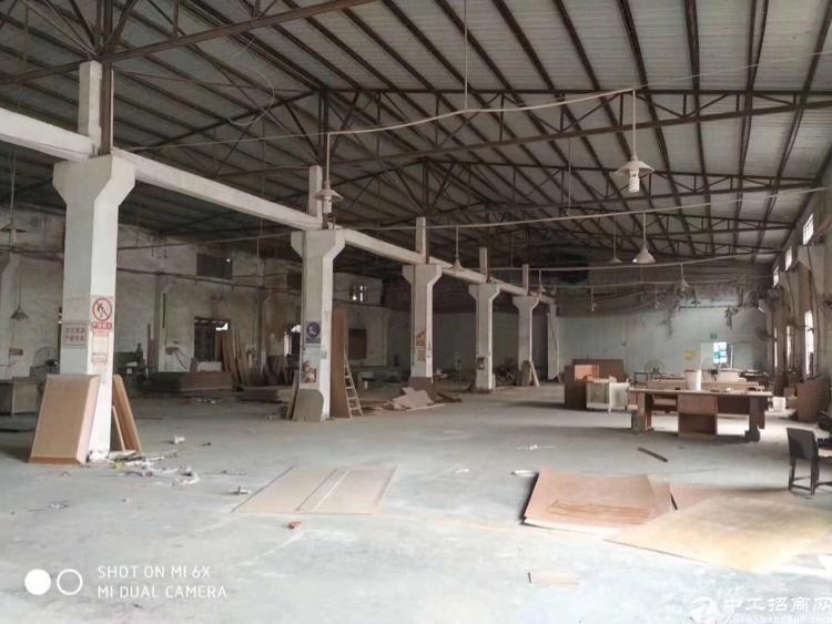 龙岗坪地6000平独院钢构厂房-图4