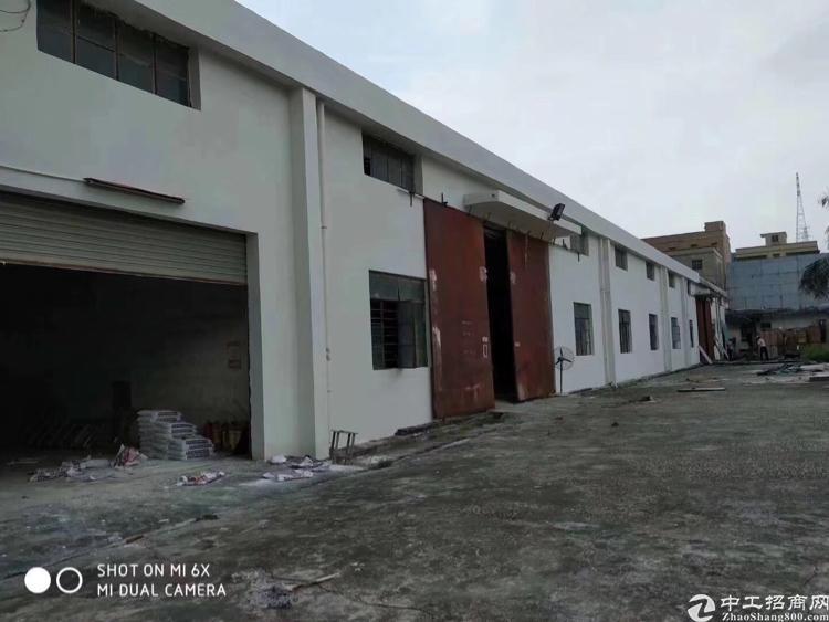 龙岗坪地6000平独院钢构厂房-图3