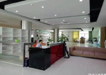 大浪嘉安达大厦2500平豪华装修办公室出租图片4