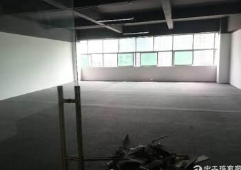 清湖地铁口租写字楼送阳台图片1