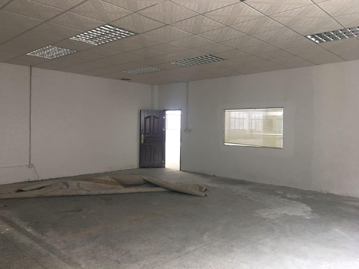 清溪镇主干道边2楼1450平现成装修办公室厂房出租