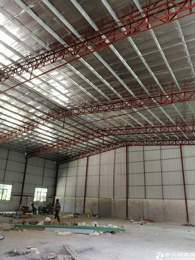 大朗新出钢结构900平方,滴水8米
