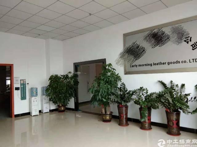 虎门镇龙眼工业区原房东厂房出租,二楼1260平方