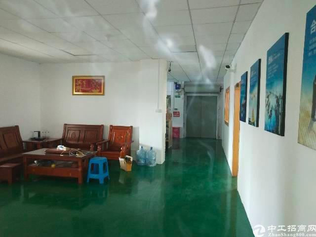 平湖华南城附近新出二楼1200平方带装修厂房招租