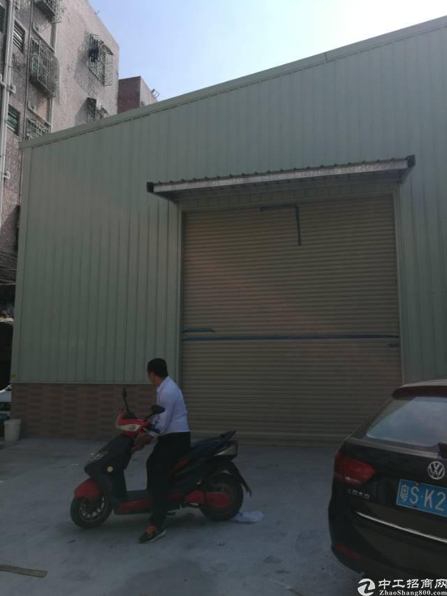 清溪九乡刚出800平原房东钢构厂房,适物流或生产业
