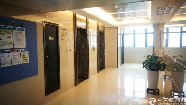 清湖地铁站最便宜的写字楼100平起租租金仅45图片8