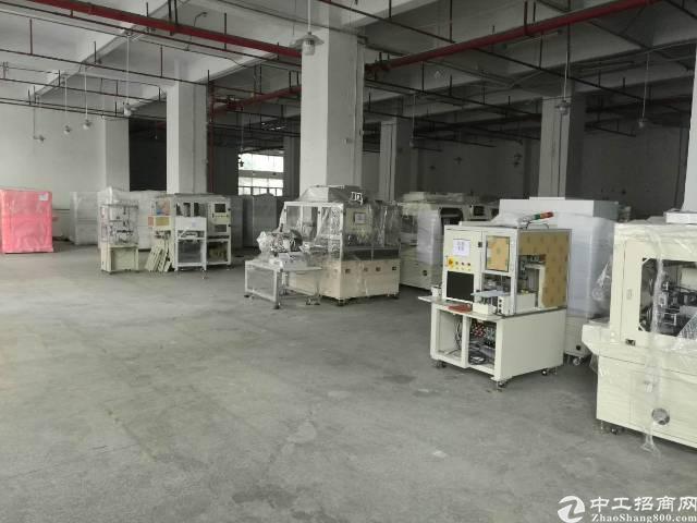 福永凤凰1楼实际面积1500出租带装修