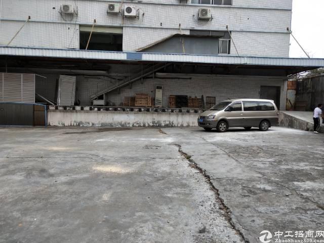 清溪镇标准2楼厂房出租