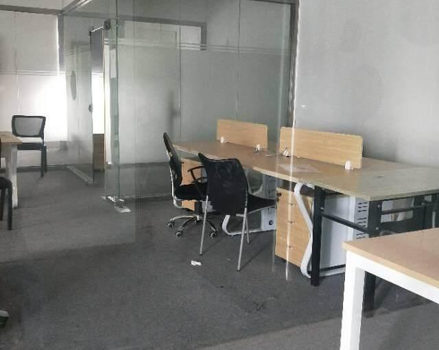 宝安区西乡固戍精装写字楼110平出租图片5