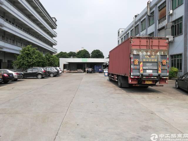 东莞市寮步镇新出一楼带办公室的的厂房出租