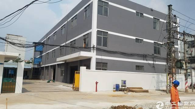 松岗燕川新出独院1-3层5200平米、大小可分租