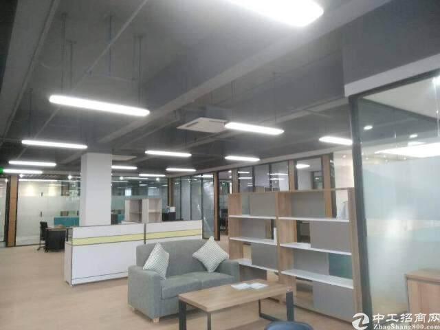 福永桥头地铁口80-3000㎡精装修写字楼出租图片7