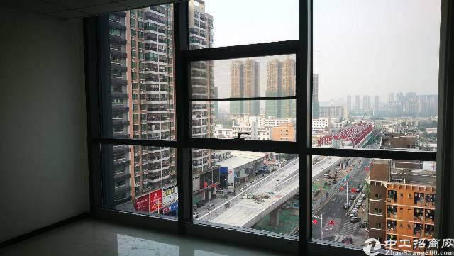 清湖地铁站最便宜的写字楼100平起租租金仅45图片9