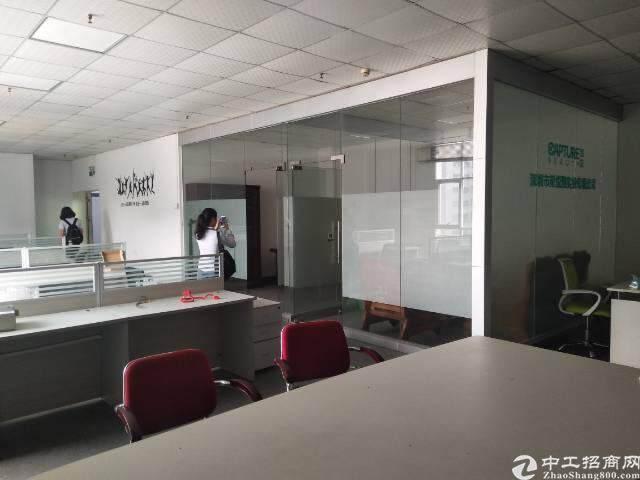 出租福永会展中心精装写字楼价格实惠图片2