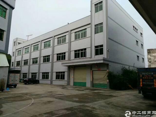平湖辅城坳工业区独门独院4200平方米厂房招租
