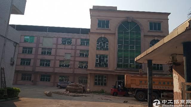 7200平寮步独门独院标准厂房带办公楼宿舍楼