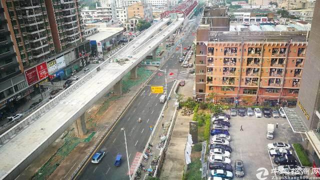 清湖地铁站最便宜的写字楼100平起租租金仅45图片4