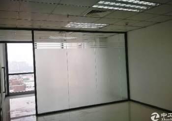 清湖地铁站最便宜的写字楼100平起租租金仅45图片2