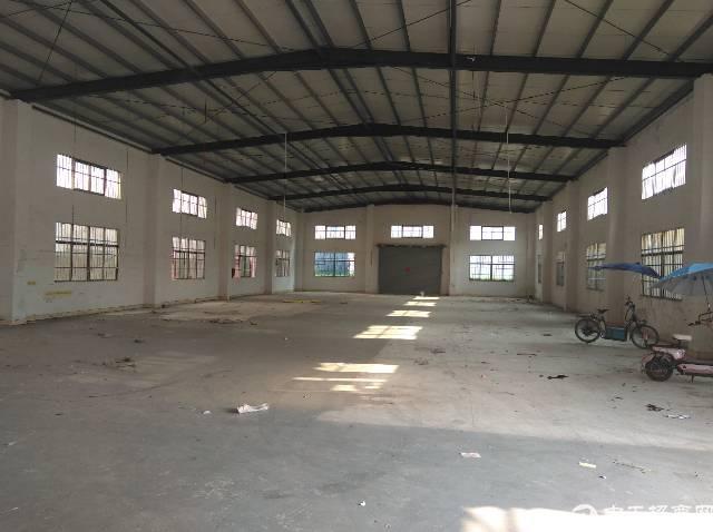 常平原房东独院单一层厂房1500平米出租