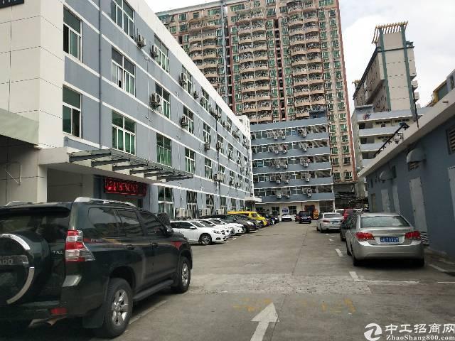坪地独院坪地新出独院标准厂房4层5400平米一楼层高5米