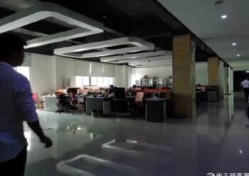 大浪嘉安达大厦2500平豪华装修办公室出租图片5